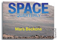 Space Quarterly Magazine September 2012 Table of Contents