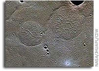 MESSENGER Finds Unusual Features on Mercury