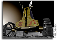 NASA Contract For Astrobotic: Prospecting for Lunar Resources