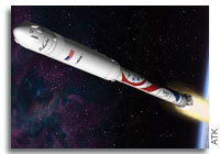 ATK Makes Progress with the Liberty Launch System