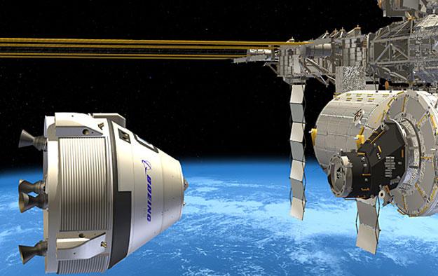 space crew transit vehicle - photo #26