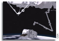 Canadarm to be Used to Capture and Berth SpaceX Dragon Spacecraft