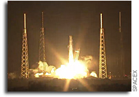 SpaceX Successfully Launches Mission to Space Station