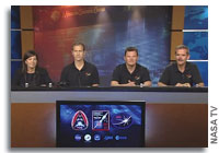ISS Expedition 34/35 Crew News Conference