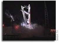 Falcon 9 Dragon Launch Scrubbed