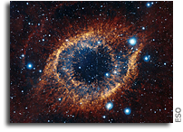 Image: The Helix Nebula in New Colors