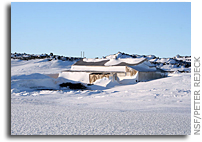 Preserving the past: Antarctic Heritage Trust restores Scott's expedition hut at Cape Evans