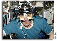 Prolonged Space Travel Causes Brain and Eye Abnormalities in Astronauts