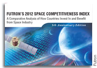 Futron Releases 2012 Space Competitiveness Index