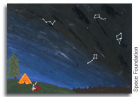 Space Foundation Names Winners of 2012 Student Art Contest