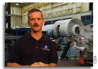 Chris Hadfield Prepares for Spacewalks