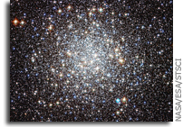 Image: Glittering Jewels of Messier 9