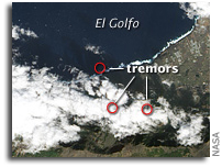 Image from Space: Tremors, Eruption at El Hierro Subsiding?