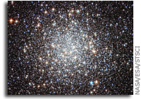 Image: Hubble Sees Glittering Jewels of Messier 9