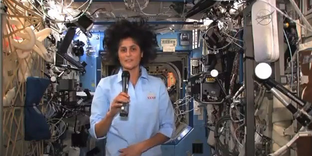 suni williams astronaut - photo #38