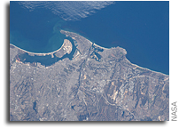 Photo: San Diego As Seen From The International Space Station