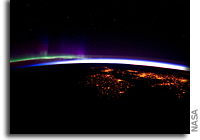Photo: Ireland and The United Kingdom As Seen From Space at Night
