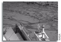 Curiosity Rover Report: Curiosity's Martian Holiday