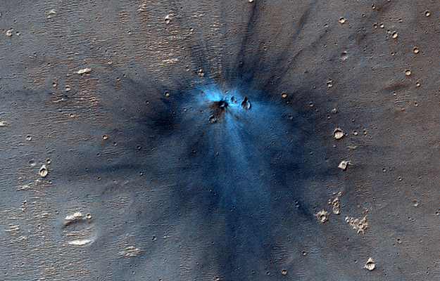 impact craters nasa - photo #10