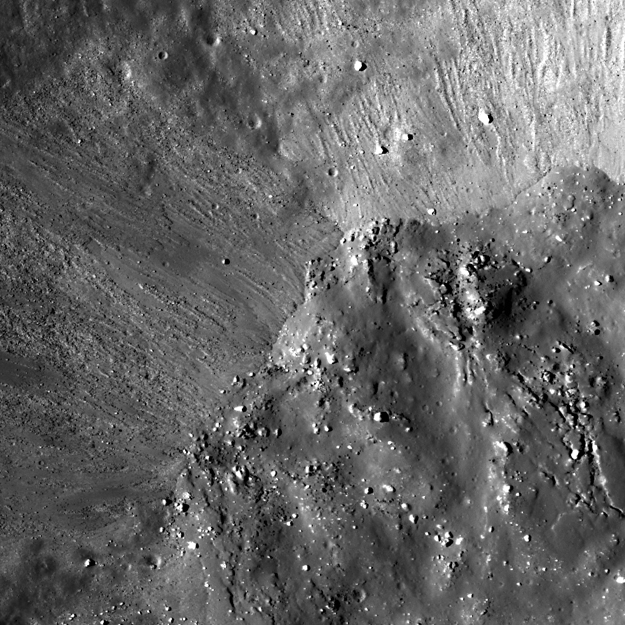 Crater counting