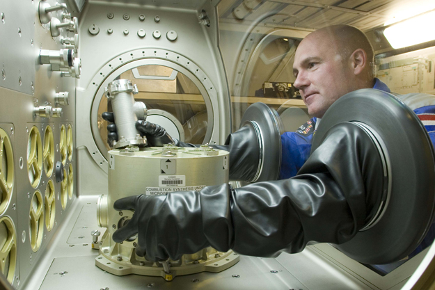 Ten Years And Still Going Strong For Microgravity Science