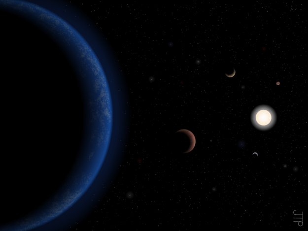 tau ceti solar system - photo #21