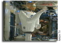 Robonaut-2 Says