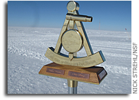 Online Chat About NSF-Funded Antarctic Discoveries to Mark the 100th Anniversary of South Pole