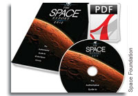 The Space Report 2012: The Authoritative Guide to Global Space Activity Reveals 12.2 Percent Global Space Industry Growth