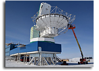 South Pole Telescope Finishes Five-year Survey of Galaxy Clusters