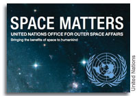 CSA Seeking Contributions for UN Long-Term Sustainability of Outer Space Activities (Podcast)