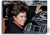Astronaut Janice Voss Has Died