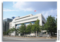 Canada's Washington Space Affairs Office