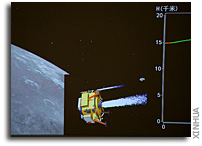 Chang'e-3 Lands On The Moon And Deploys Yutu Rover