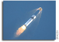 SpaceX Completes Review of 2014 Commercial Crew Abort Test