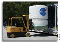 LADEE Arrives at Wallops for Moon Mission