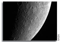 A View of Mercury From Afar