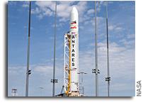 Orbital's Antares Rocket Launch Postponed
