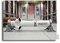 ATK Delivers Inert Orion Launch Abort Motor