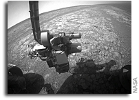 Opportunity Passes 40-Year-Old Record
