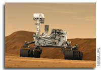 CuriousMars: Rover to Press Organics Search, But Some Bugs Do Without