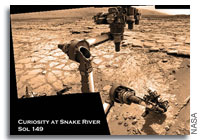 CuriousMars: Curiosity's Critical Rock Drilling Target Selected as Opportunity Achieves Major Science Goal