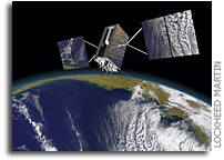 USAF Awards Lockheed Martin Contract For Two More GPS III Satellites