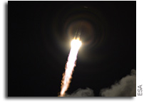 Gaia Launched From Kourou
