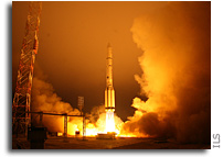ILS Proton Successfully Launches Inmarsat-5 F1