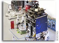 First Boeing-built Inmarsat-5 Satellite on Track for 2013 Launch