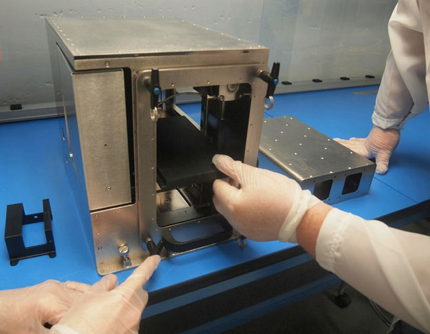 3D Printer Headed for the ISS Passes Critical Microgravity Flight Tests