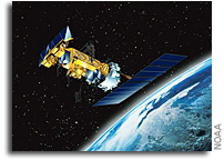 NOAA-17 Polar-Orbiting Environmental Satellite Retired