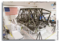 Northrop Grumman, ATK Complete Backbone of NASA's James Webb Space Telescope