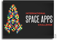 Join The Movement: International Space Apps Challenge
